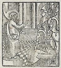 [Sacred Representations] Various, 1600-1800, 4 vols