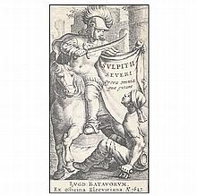 [Sacred History, Chronicle, St. Martin] Severus, 1643