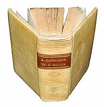 [New Testament, Imitation of Christ] 2 works 1838