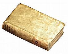 [Gospels, Glossary, Greek words] Pasor 1632-1664, 2 v