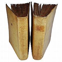 [Theology, Ethics] Various, 1714-1832, 3 vols