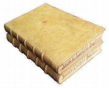 [Church History, Councils] Battaglini, 1689, 2 vols