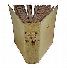 [Theology, Ethics, Paradoxes] Sperelli, 1653-1658