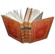 [Liturgy, Holy Week, Bindings] Mazzinelli 1794, 3 vols