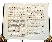 [Liturgy, Ecclesiastical Rites] Various, 5 vols