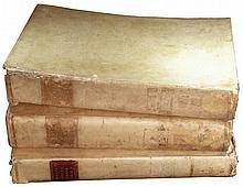 [Saints' Works, St. Basil of Caesarea] Opera,  3 v