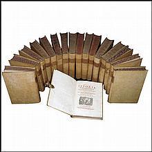 [Church History] Becchetti-Orsi, 1770, 17 vols