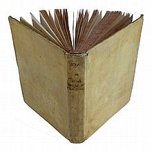 [Saints' Lives, St. Joseph Calasanz] Terzoli, 1748