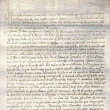 [Power of attorney, Verona] Ms on vellum, 24 Jan. 1485