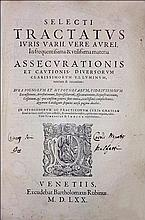 [Commercial Law] Negusanti & others, Tractatus 1570