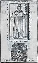 [Printed on vellum] Pius V, Extensio, 1567