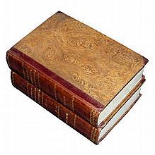 [Justinian's Codes] Cremani, 1784, 2 vols