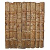 A fine selection of Law books, manuscripts and edicts