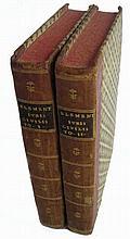[Manuscripts, Justinian Institutions] Moscatelli, 1820