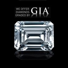GIA Graded Diamonds / 1400 Certified Diamonds / Huge Timed Auction