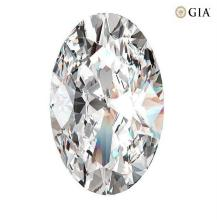 3.07 ct , Color F , VS2 , Oval cut (GIA). Appraised Value: $208,600