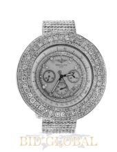 Men's Custom Diamond Breitling For Bentley. Appraisal Value: $26,800