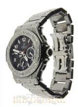 Men's Hublot Big Bang Diamond Watch. Appraisal Value: $47,400