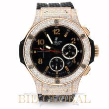 Hublot Big Bang with Diamonds. Appraisal Value: $51,600