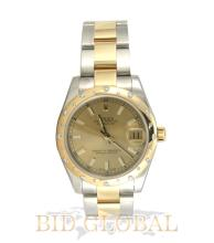 Rolex Datejust 31MM Steel and Yellow Gold. Appraisal Value: $25,600