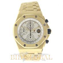 Audemars Piguet Royal Oak Offshore Yellow Gold - 42MM. Appraisal Value: $235,600