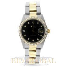 Rolex Oyster Perpetual DateJust Watch. Appraisal Value: $16,000
