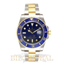 Rolex Cermic Submariner Steel and Yellow Gold. Appraisal Value: $42,000