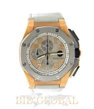 Adumars Piguet Royal Oak Offshore Lebron James Watch. Appraisal Value: $202,800