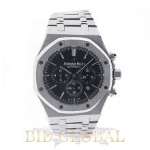 Men's Audemars Piguet Royal Oak Chronograph 41MM Stainless Steel. Appraisal Value: $67,600
