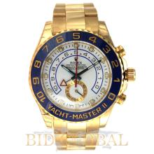 Rolex Yacht Master II Yellow Gold. Appraisal Value: $118,000