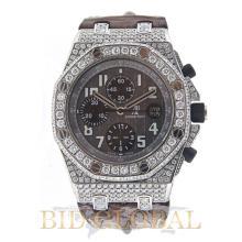 Audemars Piguet Royal Oak Offshire Safari Watch with Diamonds - 42MM. Appraisal Value: $79,200