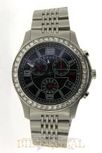 Men's Gucci Watch with Diamond Bezel. Appraisal Value: $9,200