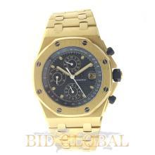 Audemars Piguet Royal Oak Offshore Yellow Gold - 42MM. Appraisal Value: $233,200