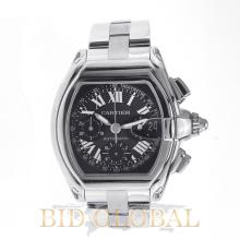 Cartier Roadster Chronograph Extra Large. Appraisal Value: $16,000