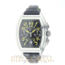 Men's Franck Muller Conquistador Soleil Special Edition. Appraisal Value: $32,000