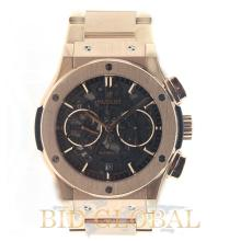 Men's Hublot Classic Fusion Chronograph King Gold 45MM. Appraisal Value: $182,000
