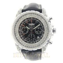 5.75ct 49mm Breitling for Bentley Motors with Diamonds. Appraisal Value: $10,400