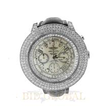 Stainless Steel 13.75ct 48mm Custom Diamond Special Edition Breitling For Bentley. Appraisal Value: $17,600