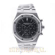 Men's Audemars Piguet Royal Oak Chronograph 41MM Stainless Steel . Appraisal Value: $67,600