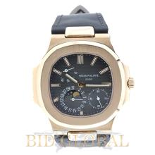 Patek Philippe Nautilus Rose Gold Watch. Appraisal Value: $152,000