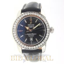 Men's Breitling Superocean Heritage 42 Stainless Steel . Appraisal Value: $25,200
