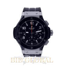 Hublot Big Bang Evolution 44MM Stainless Steel and Ceramic . Appraisal Value: $36,000