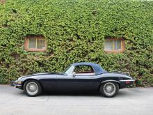 1974 Jaguar E-Type V12 Series III Roadster