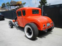 1930 Ford Model A Hi Boy Coupe