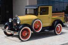 Ford MODEL A CLOSED CAB PICK UP (1929)
