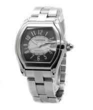 Men's W62001V3 Roadster Stainless Steel Automatic Watch