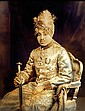 VANDYK, LONDON, Portrait of H. H. Maharaja Umaid Singh of Jodhpur