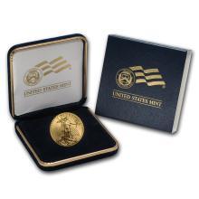 2015 American Eagle 1/2 oz Gold BU (w/ US Mint Box)