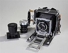 MPP micro technical 5 x 4 camera, Xenar 1:4,5/150