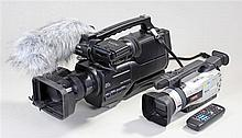 Sony CMOS professional video camera, HVR-HD1000E,